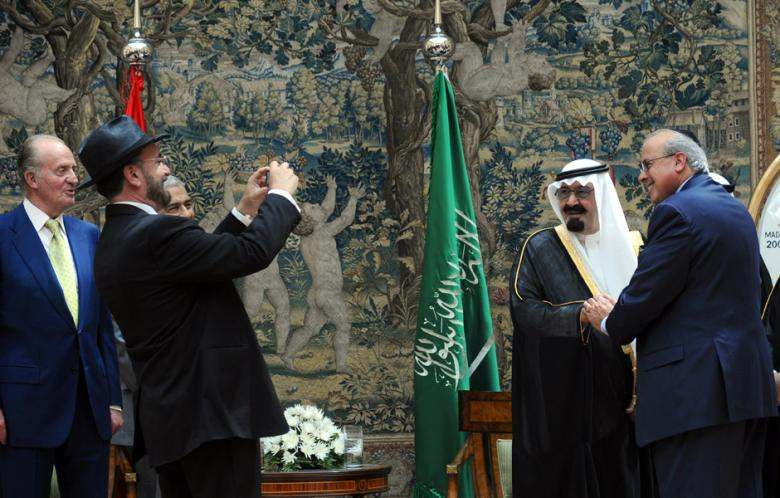 BIRDS OF A FEATHER: Both Saudi and Israel need to remain close in order to maintain their artificial desert fiefdoms.