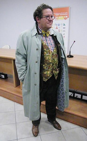 File:Philippe Daverio - Capo di Ponte (Foto Luca Giarelli).jpg