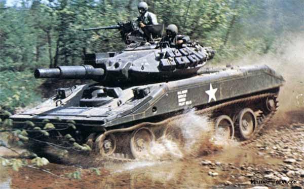 Resultado de imagen para M551 Sheridan