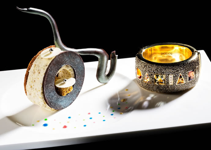 Edible jewelry - The Ritz-Carlton, Hong Kong to offer a five ...