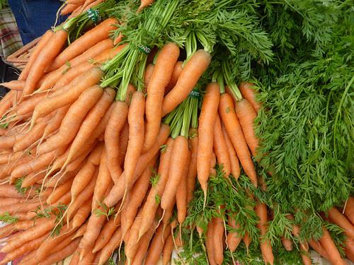 lovely carrots