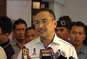 MH370: Cari kotak hitam langkah seterusnya misi SAR - Hishammuddin