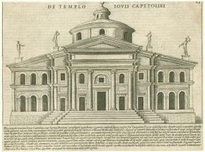 De Templo Jovis Capitolini. Digital ID: 1625092. New York Public Library