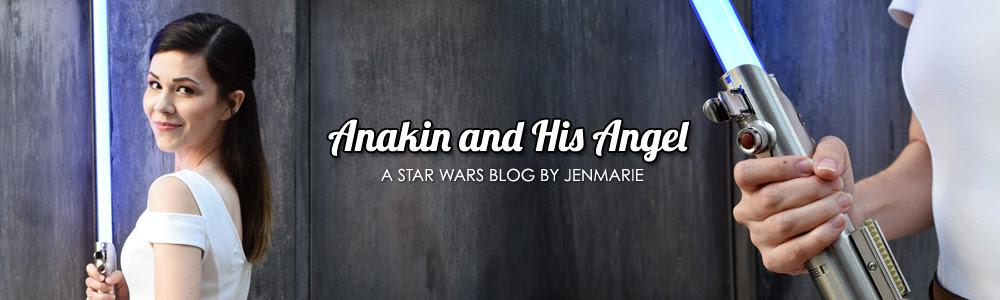 Anakin and His Angel
