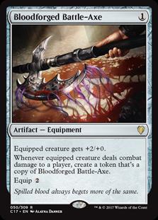 Bloodforged Battle-Axe