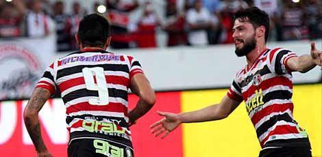 Santa Cruz jogou a Série A pela última vez em 2006 / JC Imagem