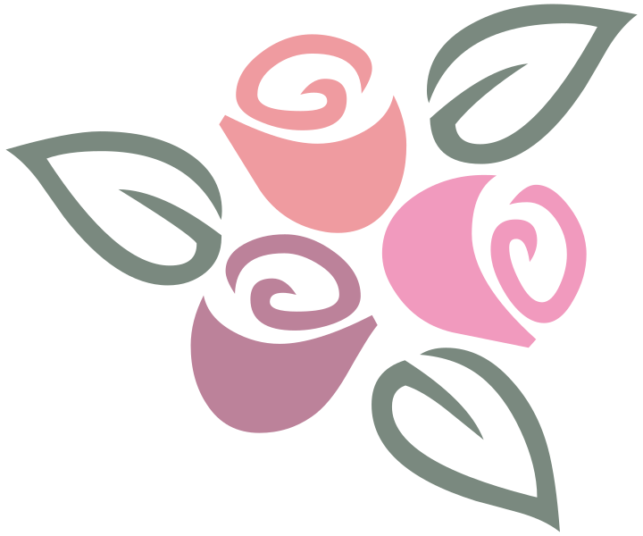 File:Three Roses Colored R.svg