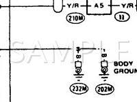 Repair Diagrams for 1989 Nissan D21 Pickup Engine ...