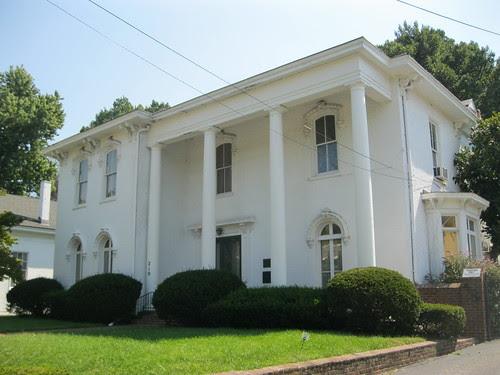 Thomas Hunt Morgan House (and Appendages) - Lexington, Ky.