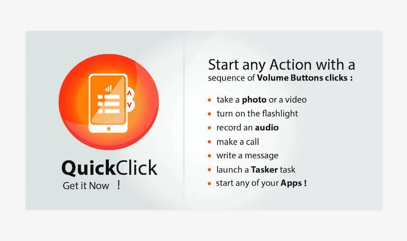 quick click Cómo hacer que tus botones de volumen controlen todo tu Android