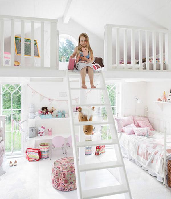 Cute Girls Room Ideas Whaciendobuenasmigas