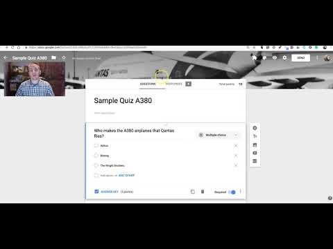 How to Re-use a Google Forms Quiz