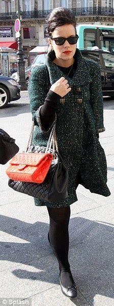 Lily Allen's wedding dress designer Chanel's Karl