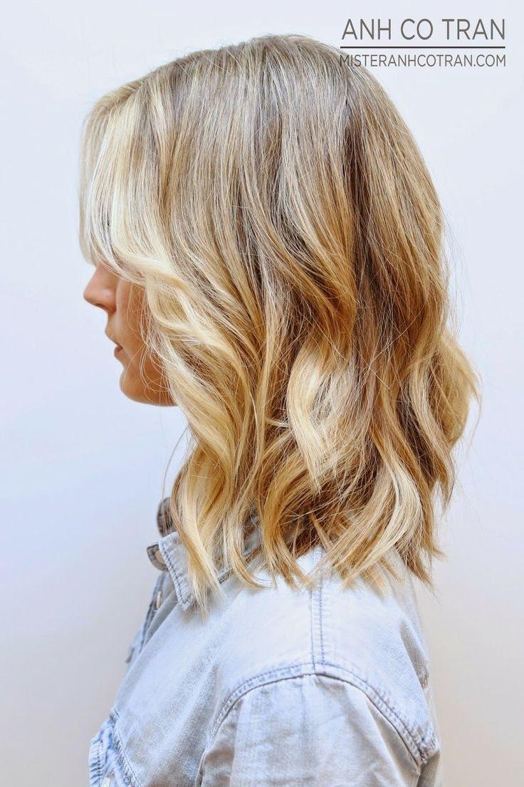 Celebrity Hairstyles 2015 Medium Length Hair Trends