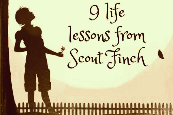 9 Life Lessons From Scout Finch What The To Kill A Mockingbird