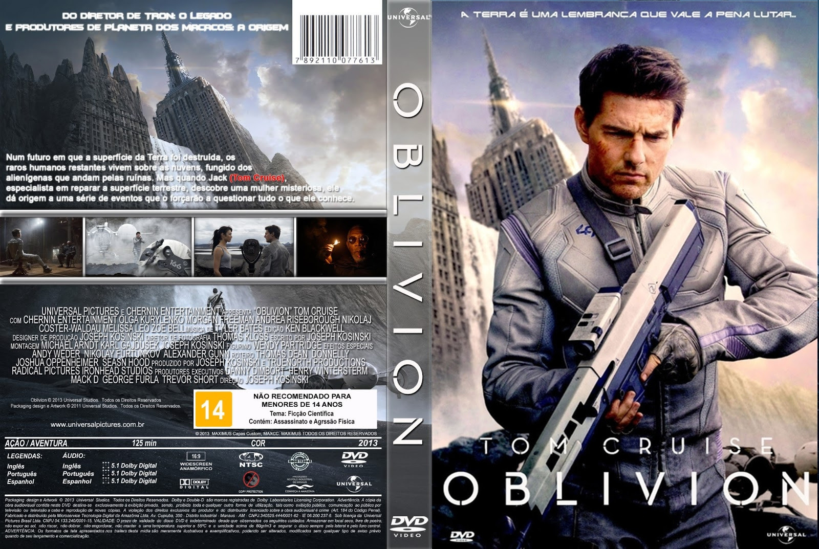 Oblivion Torrent - Dublado (2013)