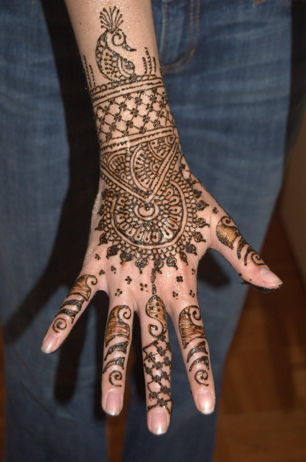 Finita39s Blog Henna