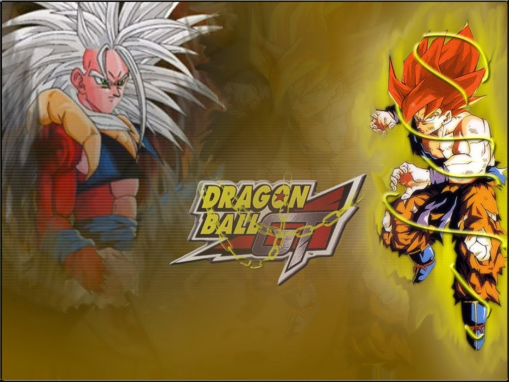 Goku Dragonball Gt Wallpaper 21698702 Fanpop