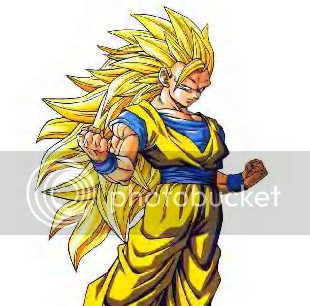 Super saiyan 10000 goku bolarikus - Super sayen 10000 ...