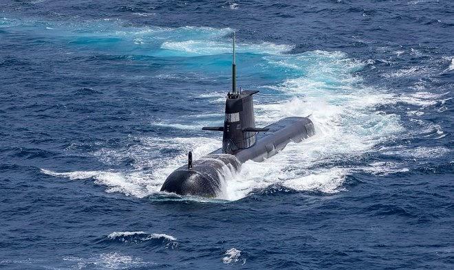 Австралия построит собственный атомный подводный флот с помощью США и Великобритании