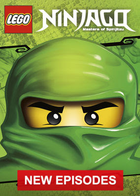 LEGO Ninjago: Masters of Spinjitzu - Season 3