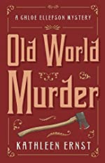 Old World Murder One by Kathleen Ernst