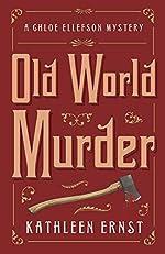 Old World Murder One by Kathleen Ernst