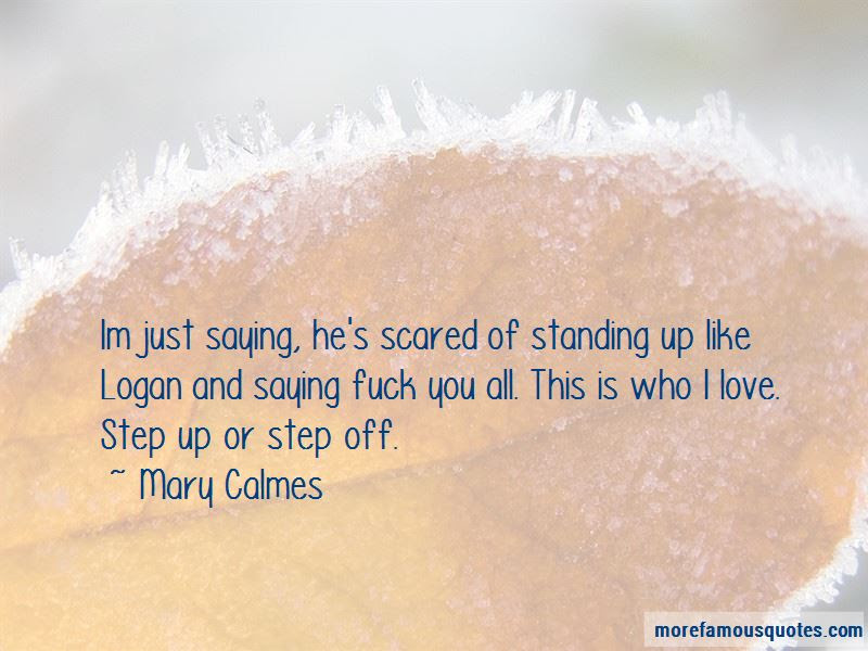 Scared Love Quotes Top 40 Quotes About Scared Love From Famous Authors