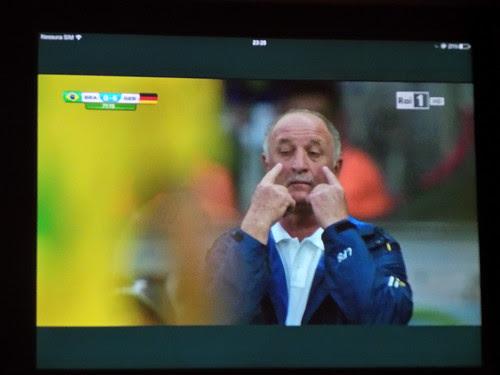 #Mondiali2014, Brasile accecato!! by Ylbert Durishti