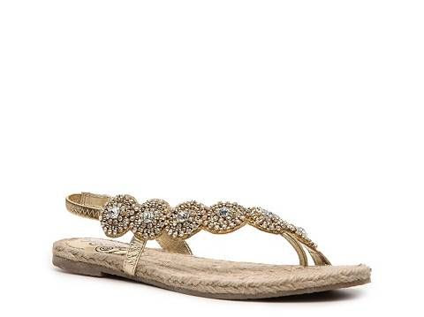 Naughty Monkey Diverse Sandal