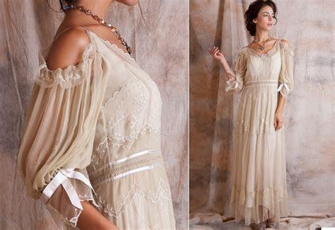 Inspirational Vintage Rustic Wedding Dresses   AxiMedia.com