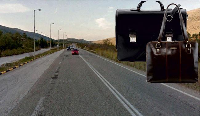 Εντοπίστηκαν οι τσάντες που είχαν κλαπεί από αυτοκίνητο στην Αμφιλοχία