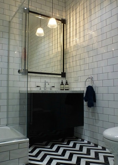 Take Your Art Deco Bathroom Back To The Future