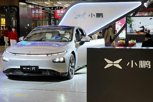 El rival chino de Tesla, Xpeng Motors, recaudará hasta 2.000 millones de dólares en cotización en Hong Kong