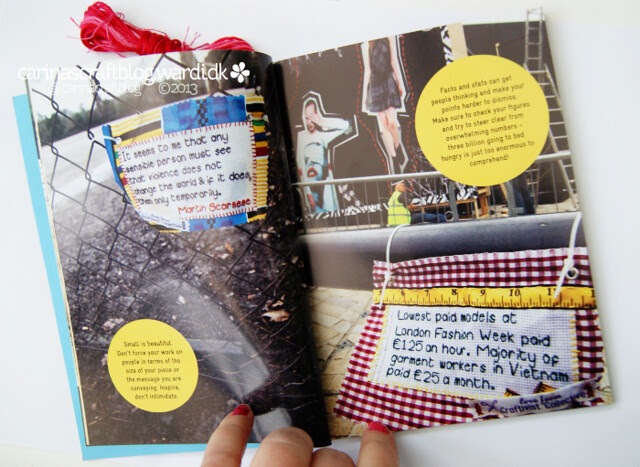 Review: The Little Book of Craftivism