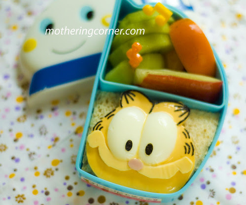 Garfield, bento