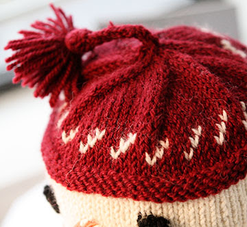 Snow Hat - Side