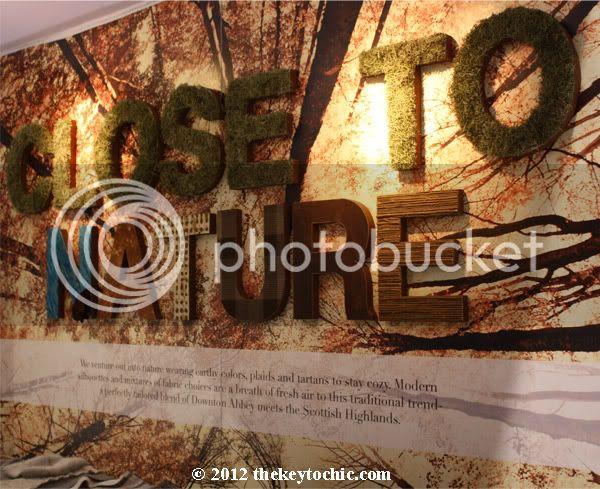 Close to Nature fashion trend 2013-2014