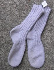 Barbara Walker's Socks