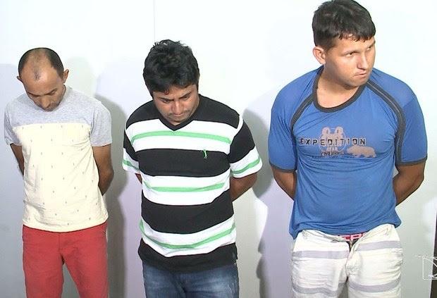 Criminosos-presos-no-MA-vendiam-mercadoria-roubada-dos-caminhões-atacados-na-estrada