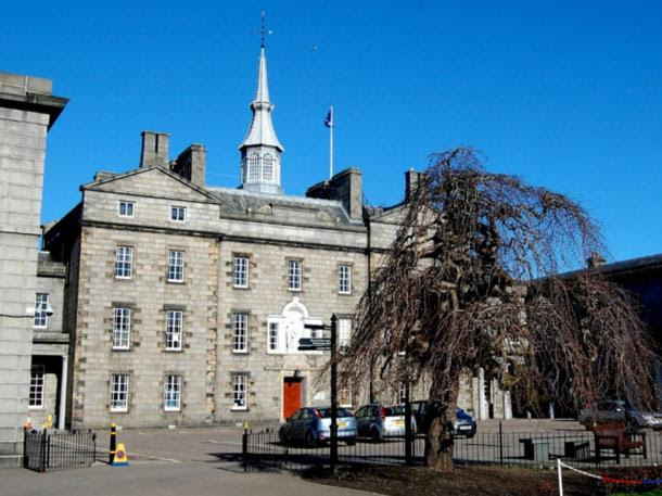 Robert Gordon's College (Photo by AbedeenBill