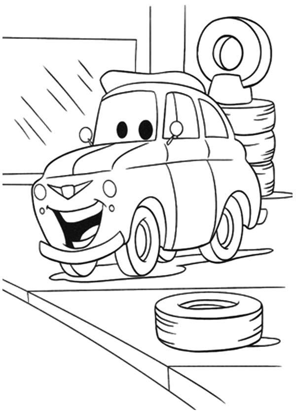 Image Result For Car Tire Broken
