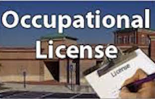 Texas Occupational License (512)339-2901 Local Agent