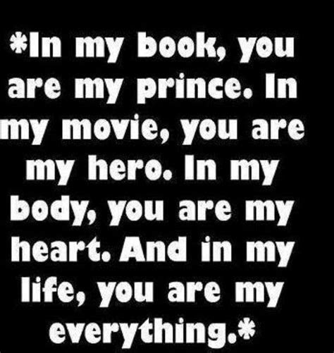 My Love My World My Everything Quotes