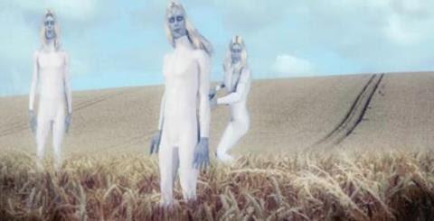Image result for imagem de entidades do planeta Venus