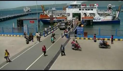 Libur Iduladha, Penumpang Pelabuhan Ketapang-Gilimanuk Turun 43 Persen - JPNN.COM