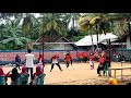 Semi Final Volly Ball Putri - Sukasari A vs Purwosari A Kades Cup #DesaMekarsari