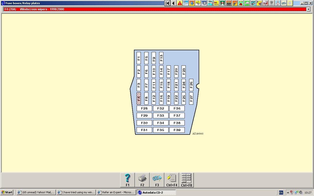 renault clio x reg fuse box image 8