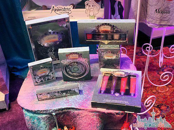 Little Mermaid Limited Edition Merchandise - Sephora Ariel Exclusive #iheartariel #littlemermaidevent - MiscFinds4u