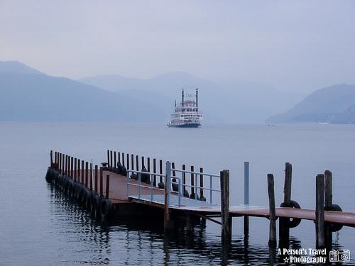 歸航 @箱根蘆之湖
